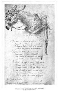 Asinello e poesia di Pascarella 1899