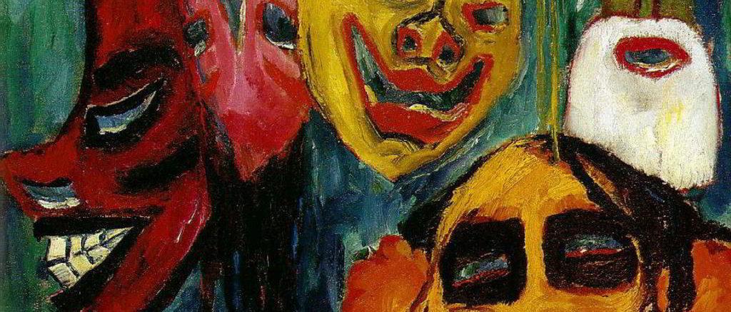 Le maschere di Nolde