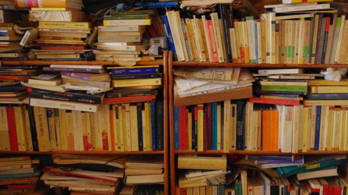 libri antichi e moderni