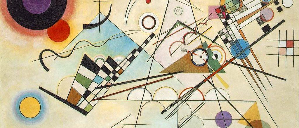 Composizione, di Kandinskij