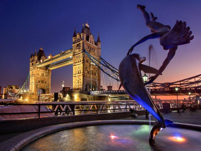 Londra serale